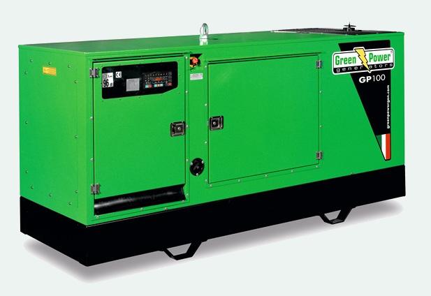 noleggio gruppo elettrogeno greenpower